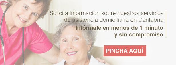 Precio asistencia domiciliaria Cantabria